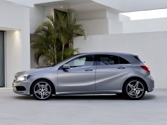 mercedes-benz a250 pic #90911
