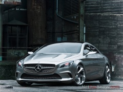 mercedes-benz style coupe pic #91196