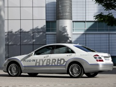 Mercedes-Benz Vision S 500 plug in hybrid pic