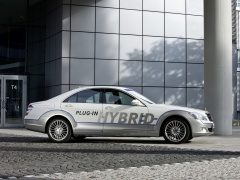 mercedes-benz vision s 500 plug in hybrid pic #94020