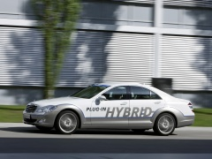 mercedes-benz vision s 500 plug in hybrid pic #94021