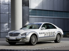 mercedes-benz vision s 500 plug in hybrid pic #94022