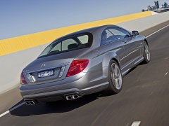 mercedes-benz cl63 amg pic #96466