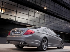 mercedes-benz cl63 amg pic #96467