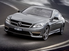 mercedes-benz cl63 amg pic #96470