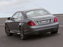 mercedes-benz cl63 amg pic #96471