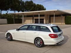 mercedes-benz e63 amg estate pic #97392