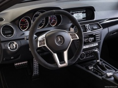 mercedes-benz c63 amg coupe pic #98561