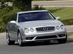 mercedes-benz cl pic #99764