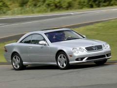 mercedes-benz cl pic #99766