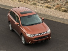 mitsubishi outlander us-version pic #110257