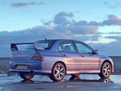 Lancer Evolution VIII photo #18121