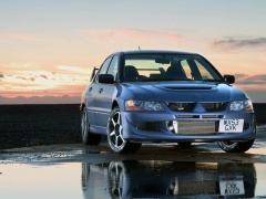 Lancer Evolution VIII photo #18122