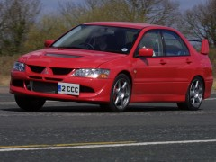 Lancer Evolution VIII photo #18124