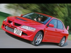 Lancer Evolution VIII photo #18127