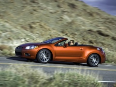 mitsubishi eclipse spyder gt pic #51902