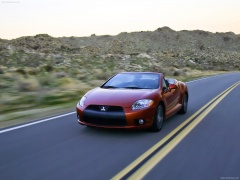 mitsubishi eclipse spyder gt pic #51903