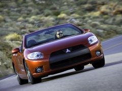 mitsubishi eclipse spyder gt pic #51904