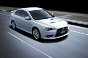 Gallant Fortis Ralliart