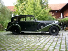 daimler light straight eight sports saloon (1938) pic #45524
