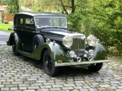 daimler light straight eight sports saloon (1938) pic #45525