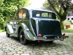 daimler light straight eight sports saloon (1938) pic #45527