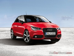 Audi A1 amplified pic