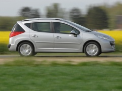 peugeot 207 sw outdoor pic #44552