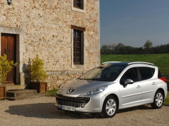 peugeot 207 sw outdoor pic #44558