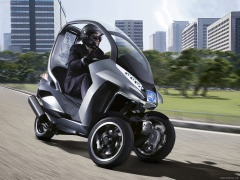 Peugeot HYmotion3 Compressor Concept pic
