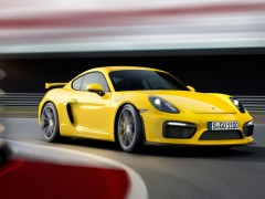 Cayman GT4 photo #136713