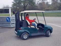 porsche golf cart pic #21592