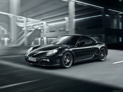 Porsche Cayman S Black Edition pic
