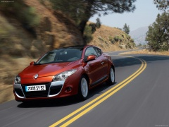 renault megane coupe pic #58613