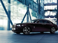 rolls-royce ghost v-specification pic #106137