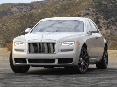 rolls-royce ghost pic #185777