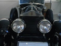 rolls-royce silver ghost pic #25000