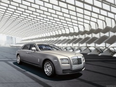 Rolls-Royce Ghost Extended Wheelbase pic