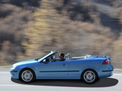 saab 9-3 convertible 20 years edition pic #31404