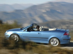 saab 9-3 convertible 20 years edition pic #31405