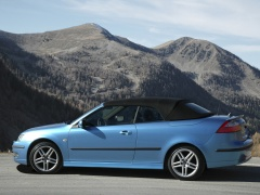 Saab 9-3 Convertible 20 Years Edition pic