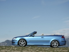saab 9-3 convertible 20 years edition pic #31408