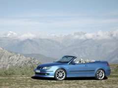 saab 9-3 convertible 20 years edition pic #31414