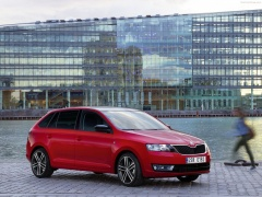 skoda rapid spaceback pic #115910
