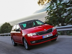 skoda rapid spaceback pic #115917
