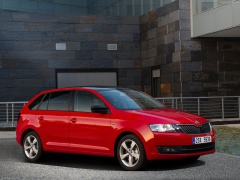 skoda rapid spaceback pic #115920