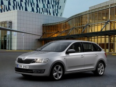 skoda rapid spaceback pic #115923