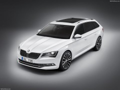 skoda superb combi pic #145415