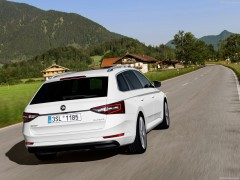 skoda superb combi pic #145416