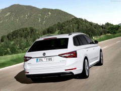 skoda superb combi pic #145417